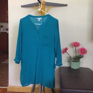 NEW LISTING!!  Christopher & Banks Tunic